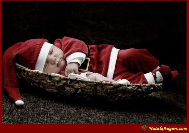 Foto Bimbi Di Natale.Bimbo Di Natale Natale Auguri